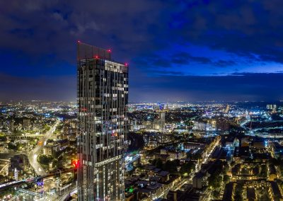 Manchester experiences some of the highest growth in Europe