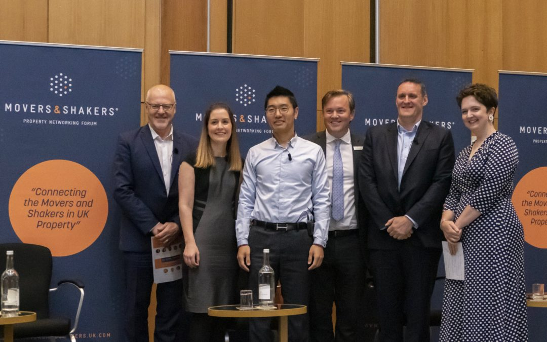 """Michael Dong was a guest panelist at Movers and Shakers Regenerating & Investing in the North West"""" on May 3rd 2019"""