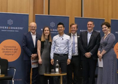 "Michael Dong was a guest panelist at Movers and Shakers Regenerating & Investing in the North West"" on May 3rd 2019"