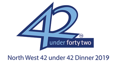 CEO Michael Dong in 2019's 42 under 42 awards