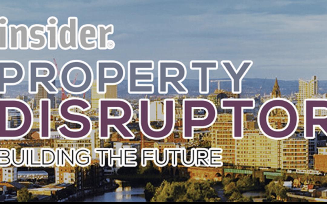 Insider Media 2019 Property Disruptors