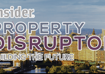 Insider Media 2019 Property Disruptors