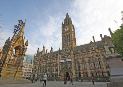 Manchester at number one place in Management Today's '21 Best Cities in Britain for Business 2019′