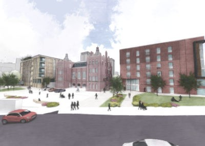 Investar reveals new £65m central Stockport development
